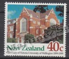 New Zealand - Nouvelle Zelande 1999 Yvert 1696 - Centenary Of The Victoria University In Wellington - MNH - Nouvelle-Zélande