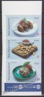 New Zealand - Nouvelle Zelande 2005 Yvert 2185-87 Gastronomy - MNH - Nuevos