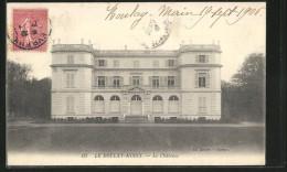 CPA Le Boulay-Morin, Le Château, Vue Du Face - Ohne Zuordnung