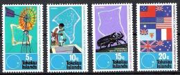 Tokelau Islands  Mi.Nr. 26/29 **, postfrisch
