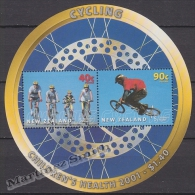 New Zealand - Nouvelle Zelande 2001 Yvert BF 149 In Profit Of The Childrens Health - Miniature Sheet - MNH - Nuova Zelanda