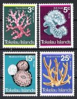 Tokelau Islands  Mi.Nr. 30/33 **, postfrisch