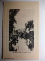 Carte Postale Pugieu Le Furens Environ De Belley (oblitérée 1912) - Belley
