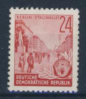 DDR Nr. 371 X I ** postfrisch