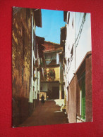 """ESPAGNE - ALDEANUEVA DE LA VERA - ( CACERES ) - CALLE DEL TORIL - """" RARE """" *- - Espagne"""