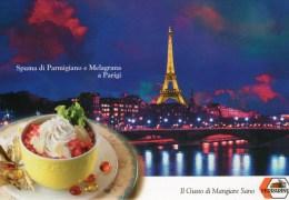 A 3356  -  Parmigiano Parigi - Ricette Di Cucina
