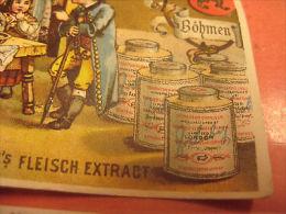 1 Card Liebig Extract German  S 99, AS 33  Böhmen Oesterreichische Staaten Rare2 Deutsche Bild - Liebig