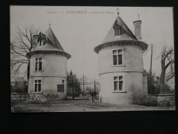 CPA - 19 - POMPADOUR - ENTREE DES HARAS - Arnac Pompadour
