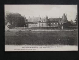 CPA - 19 - POMPADOUR - LE CHATEAU - Arnac Pompadour