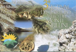A 3361  -  Tartufo, Monti Sibillini - Foires