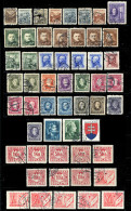 Slovakia. A Selection Of 54 Stamps - Slovaquie
