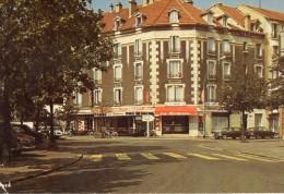 CPSM SAINT MAUR DES FOSSES. Tabac Le Fontenoy, Place J.F. Kennedy, 1978. - Saint Maur Des Fosses