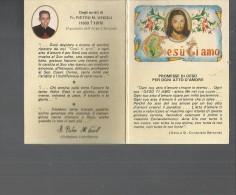 97264 MINI CALENDARIO RELIGIOSO ANNO 1980 GESU' - Calendari