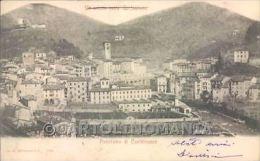 Lucca Castelnuovo Garfagnana Cartolina ZB3930 - Lucca
