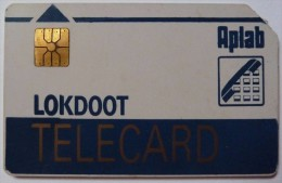 INDIA - Mint - Aplab - Delhi Telecard - Lokdoot - 8 Digit Control - Used - Inde