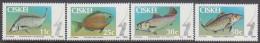 CISKEI, 1985 FISH 4 MNH - Ciskei