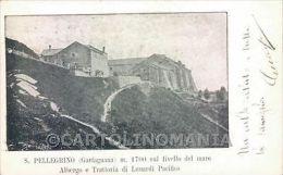 Lucca Garfagnana San Pellegrino Cartolina ZB3988 - Lucca