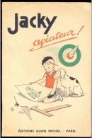 ENFANTINA - Jacky aviateur - RAPENO - 1951