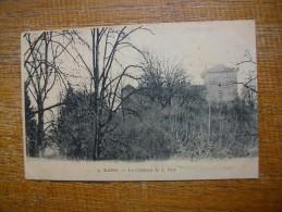Rans Le Château Et Le Parc - Autres Communes