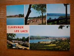 Clairvaux Les Lacs , Multi-vues - Clairvaux Les Lacs