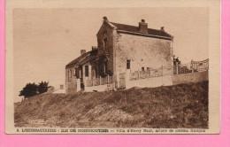 L'HERBAUDIERE VILLA D'HARRY BAUR - Noirmoutier
