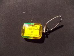 Porte Clefs Le Petit Laurentais Fromages Frais Yaourths - Porte-clefs