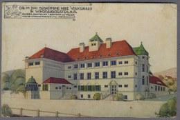 Windischgarsten Neue Volksschule  B122 - Windischgarsten