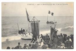 Cpa: 76 ETRETAT (ar. Le Havre) Après La Bénédiction De La Mer Le Jour De L'Ascention  1905 N° 161 - Etretat