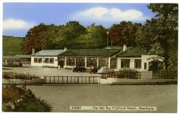 ABERFOYLE : THE ROB ROY HIGHLAND MOTEL - Stirlingshire