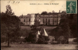 37 - SAINT-EPAIN - Chateau - France