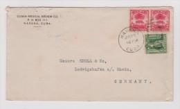 Cuba 1???-07-06 Havana Brief Nach Ludwigshafen A/Rhein - Cuba