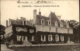 37 - CONTINVOIR - Chateau - France