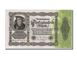 Allemagne, 50 000 Mark Type Brauweiler - [ 3] 1918-1933 : Weimar Republic