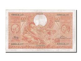 Belgique, 20 Belgas / 100 Francs Type Vloors Français / Flamand - [ 2] 1831-... : Regno Del Belgio