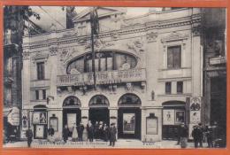 Carte Postale 75. Paris La Gaïté Rochechouart  Trés Beau Plan - Cafés, Hôtels, Restaurants