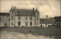 37 - AZAY-SUR-CHER - Chateau - Azay-le-Rideau