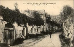 41 - BOURRE - Troglodytes - France
