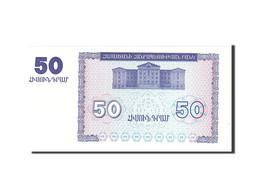 Arménie, 50 Dram Type 1993 - Arménie