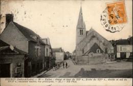 37 - ESVRES - France