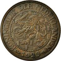 Monnaie, Pays-Bas, Wilhelmina I, 2-1/2 Cent, 1929, SUP, Bronze, KM:150 - 2.5 Cent