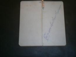 FETE DE NOTRE CHERE SOEUR SUPERIEURE - Circa 1910 - Programmes