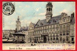 Souvenir De MONS - L'hotel De Ville - Mons
