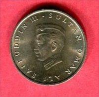 20 SEN  1967   ( KM 7 ) TTB + 5 - Brunei