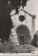 Prieuré De GANAGOBIE : L'Eglise - France