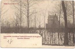 HOOGBOOM - KAPELLEN: Vue En Hiver, Du Château Tuytens Et Du Moulin De Hoogboom. Environs D' Anvers - Kapellen