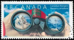 CANADA - Scott #1984 Canadian Rangers / Used Stamp - Police - Gendarmerie