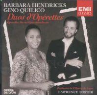 BARBARA  HENDRICKS   °°°°°°°°°   Et Gino Quilico  Duo D'operettes - Chants De Noel