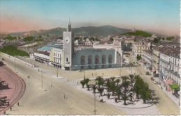 Bone : La Gare Et Vue Générale - Algérie