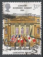 Great Britain. 1984 London Economic Summit Conference. 31p Used. SG 1253 - 1952-.... (Elizabeth II)