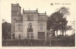 KONTICH:  villa 'Molenveld'